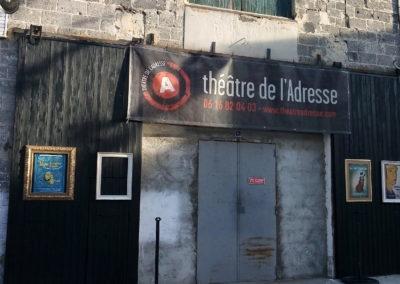 Théâtre de l'Adresse AVIGNON
